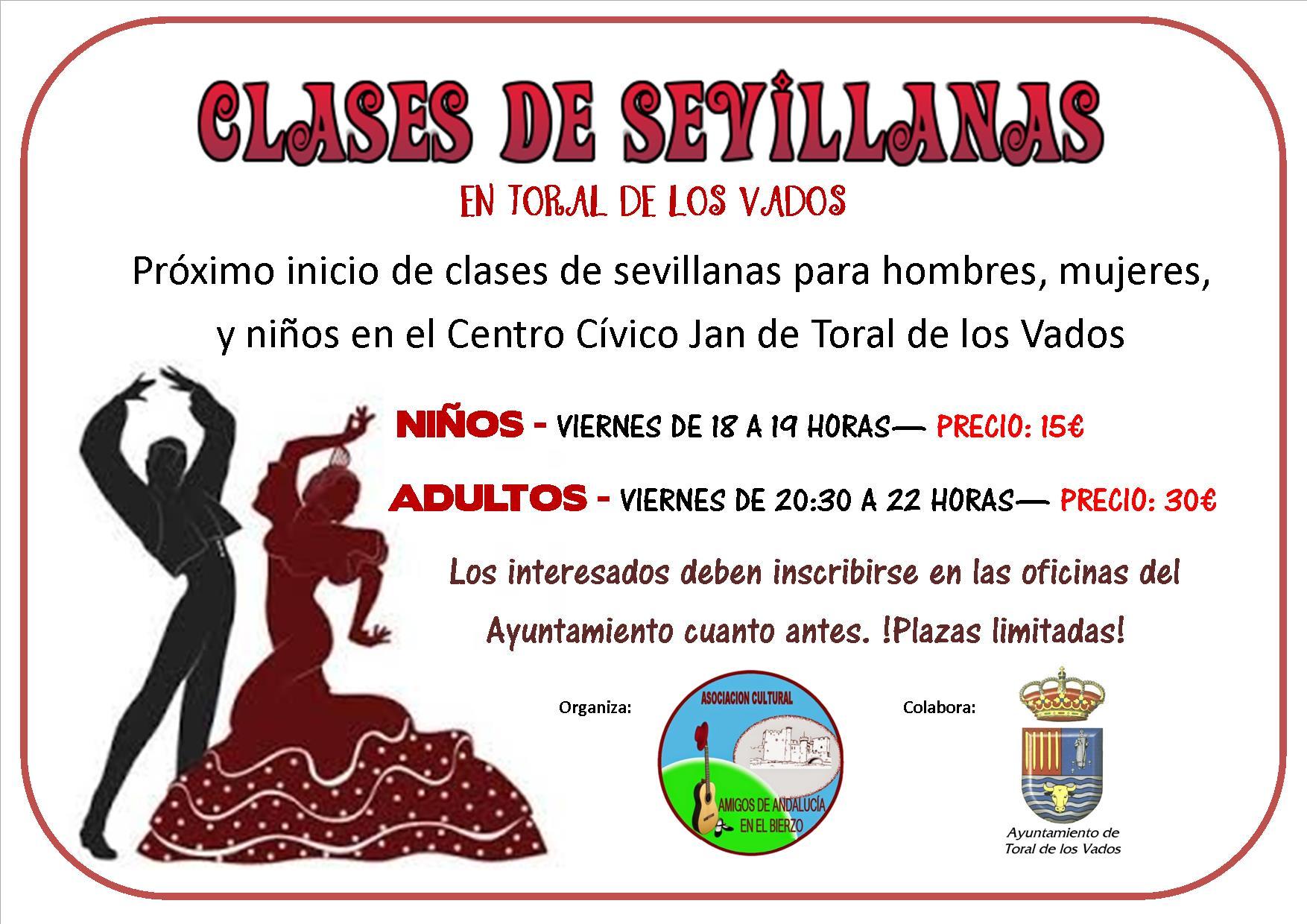 Clases De Sevillanas En Toral De Los Vados Af2toral